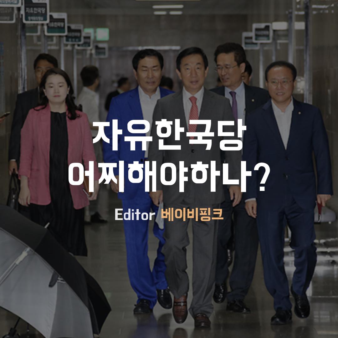 [베핑] 자유한국당 어찌해야하나? - 2018. 6. 29. ...