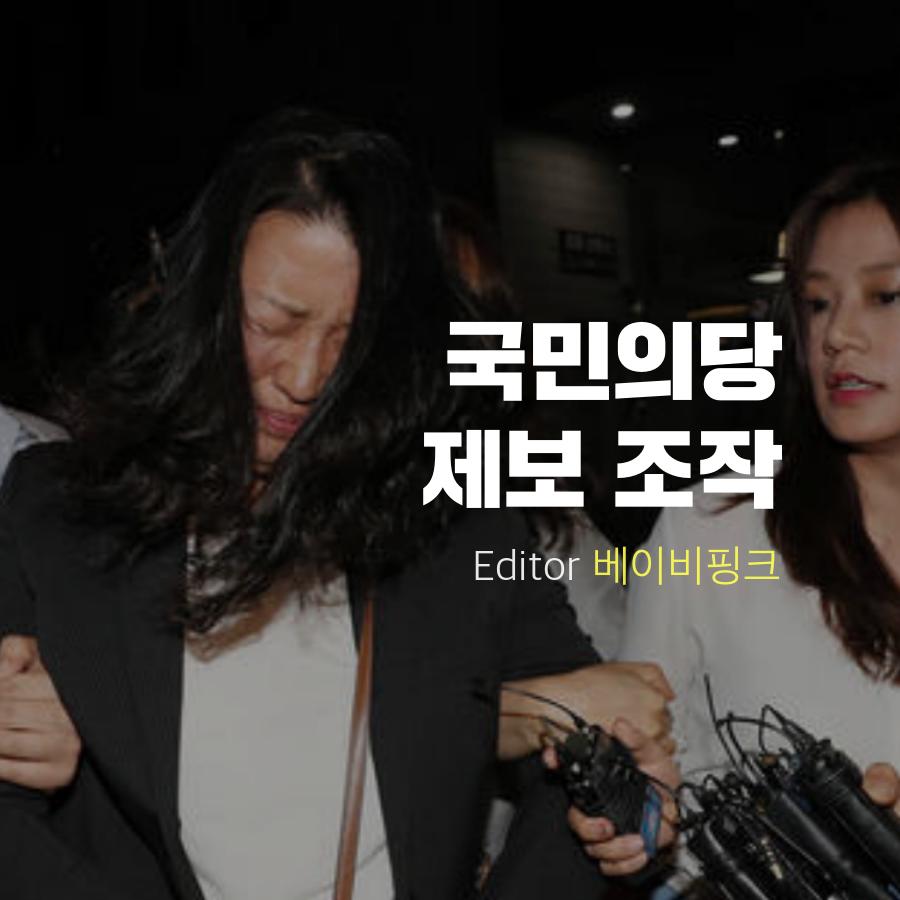 [베핑] 국민의당 제보 조작 - 2017. 6. 30 by 베이...