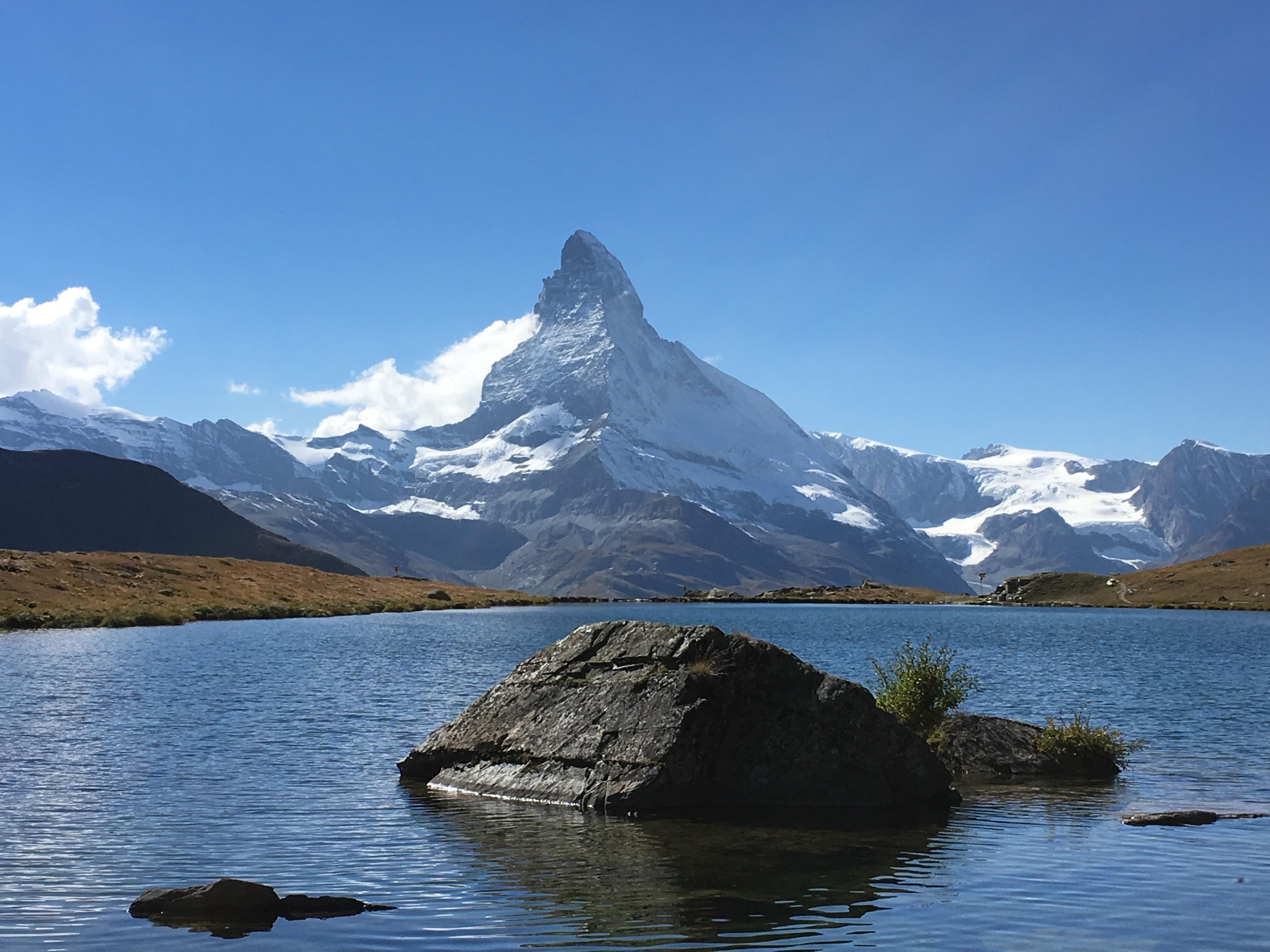 스위스 여행 가자!! - 09-2. 슈텔리 호수 / 라이 ...