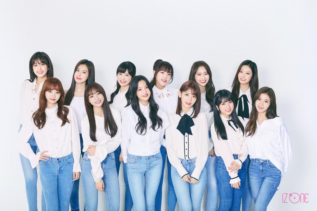 최초의 성장형 프로젝트 아이돌 - 걸그룹 아이즈원