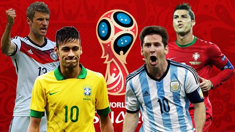 월드컵 2018, 과연 누가 우승할까요? - 인공지능이...