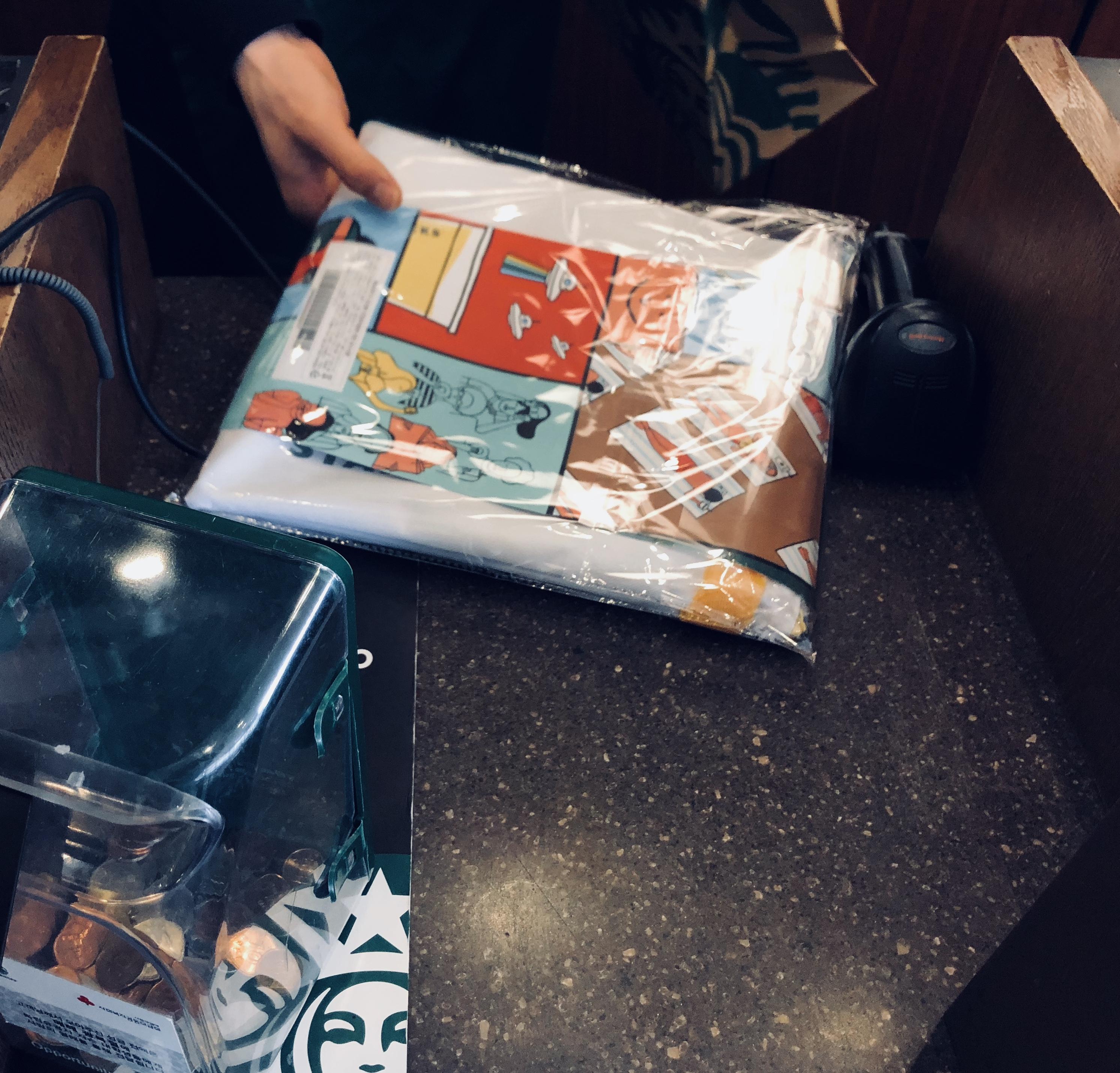 스타벅스의 새로운 미션 - 서울, 오늘 날씨는 맑음