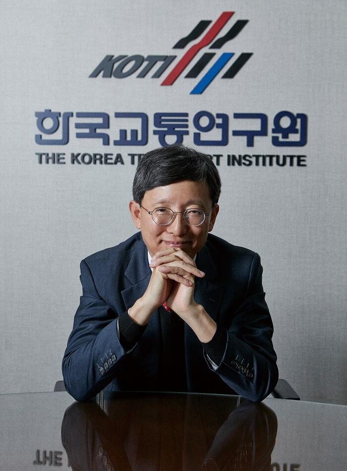 한국교통연구원, 공유와 소통의 좌표를 설정하다 -...