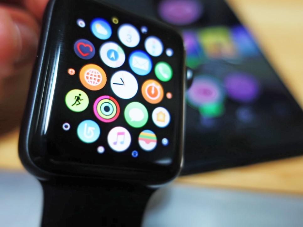 애플워치3 42MM 개봉기 리뷰