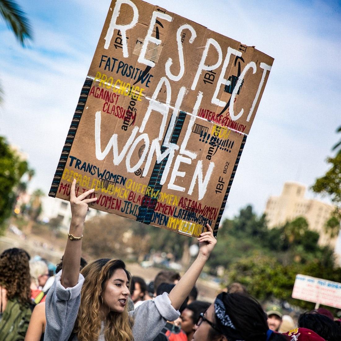 남성들의 힘투 운동과 여성들의 미투 운동에 관하...
