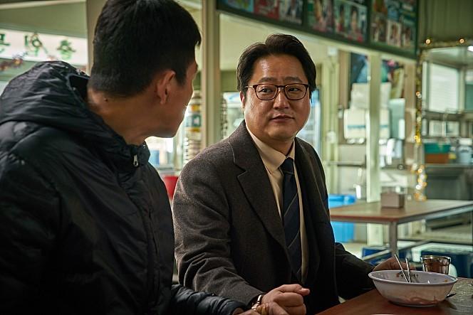 지금의 대한민국을 담은 영화 강철비