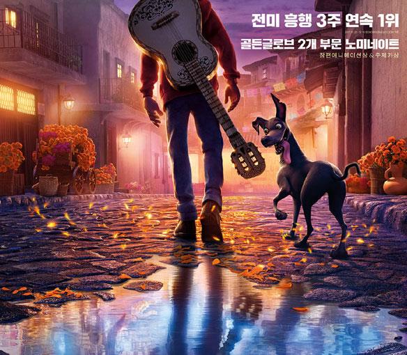 축복한다, 어떠한 조건도 없이… - 영화 <코코>(20...