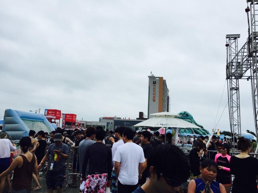 대한민국 대표 축제 보령머드축제 후기 - 2015. 7....
