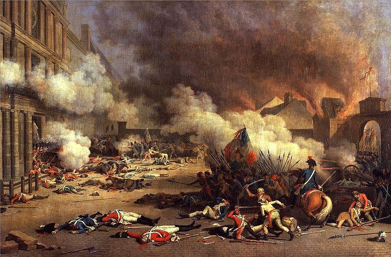 마리앙투아네트는 왜 죽음을 맞이했을까?프랑스대...