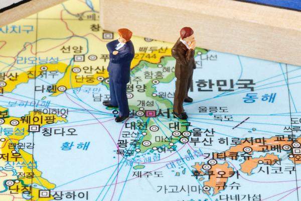 길 막힌 개성공단... '통일경제' 꿈도 막히나 - 남...