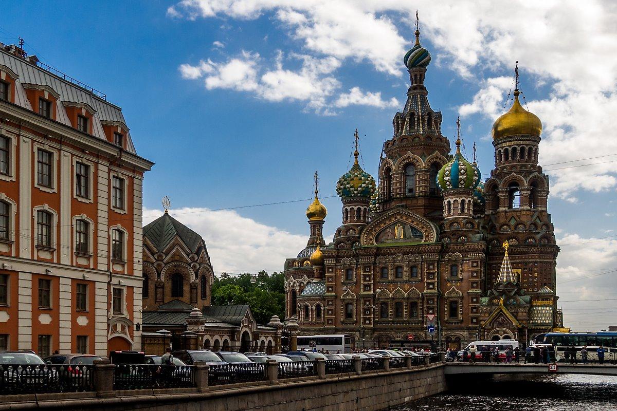 월드컵 개최지 러시아! 러시아 여행 추천 도시 4 -...