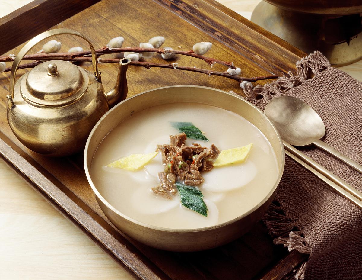 음식문화 I 맛 있는 이야기 하나, 설날과 떡국 - ;...