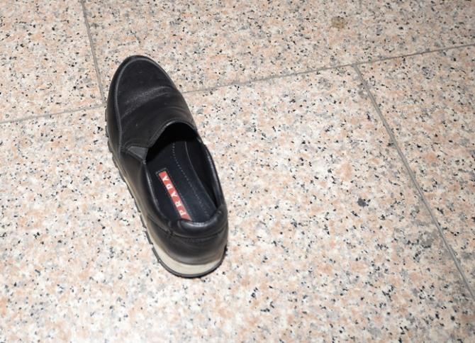 누구의 신발인가