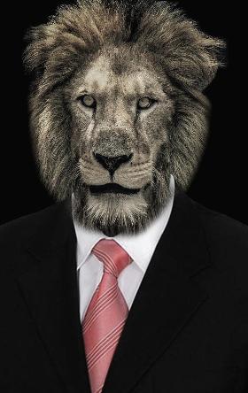 배고픈 변호사가 굶주린 사자보다 무서울까.