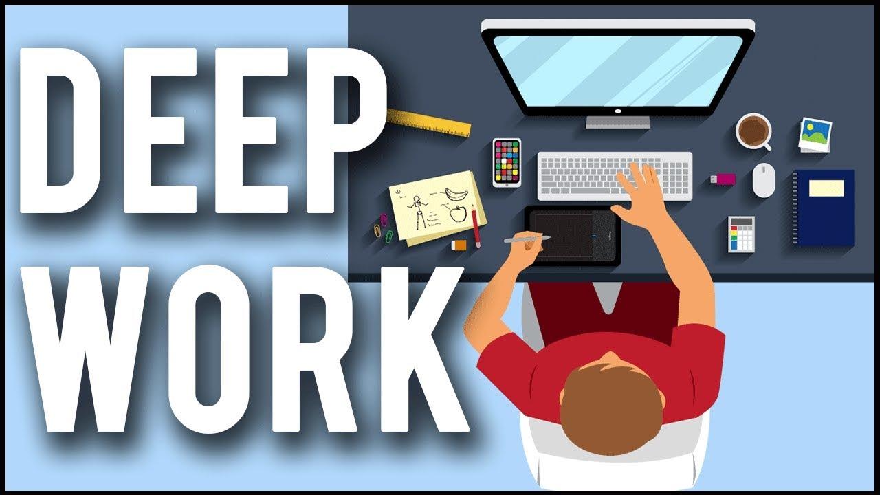 딥 워크, 당신의 일상을 재조직하라 - 일과 생산성...