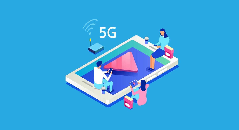 5G 시대의 새로운 콘텐츠와 마케팅의 변화