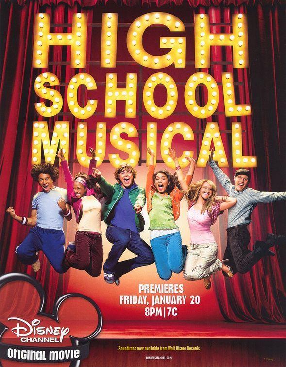 하이 스쿨 뮤지컬 (High School Musical, 2006)