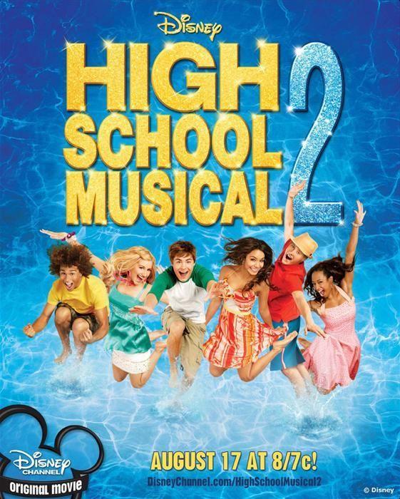 하이 스쿨 뮤지컬 2 (High School Musical 2, 2007)