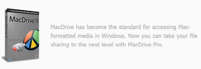 MacDrive 9 을 사용해서 윈도우에서 Mac 포맷 외장하드 읽고/쓰기  - 맥북 외장하드를 윈도우에서 사용하기