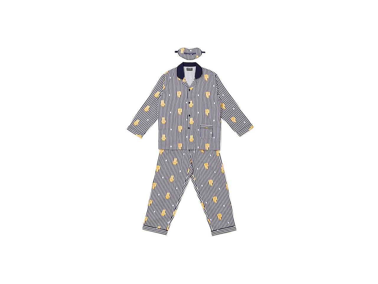 Stripe Heart Mens Pajama-Ryan