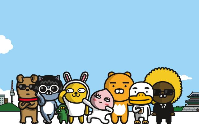 Korea NO.1 Character KAKAO FRIENDS | KAKAO FRIENDS