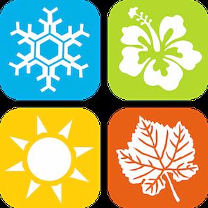 I like the four seasons.