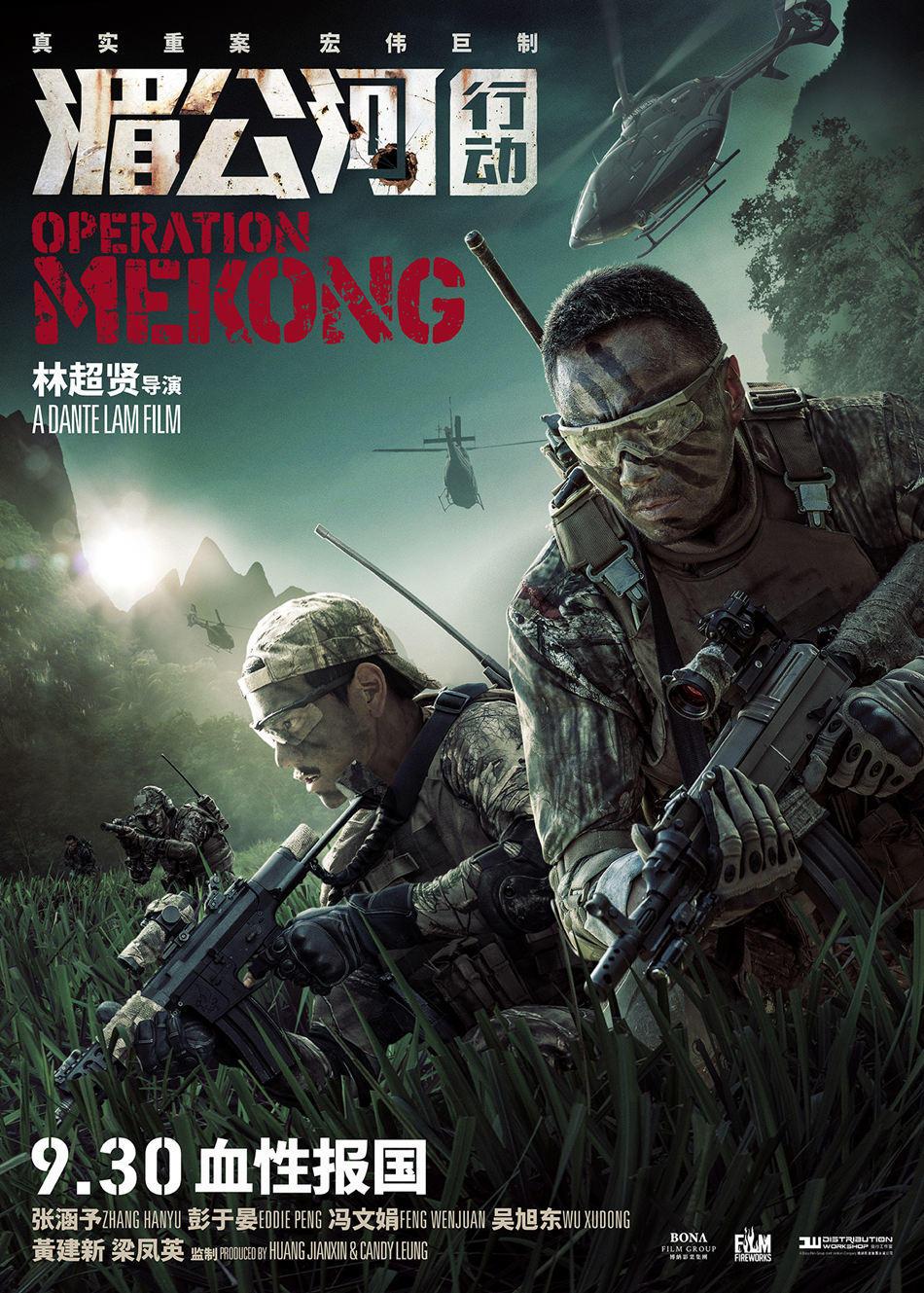 미공하행동 (Operation Mekong, 2016)