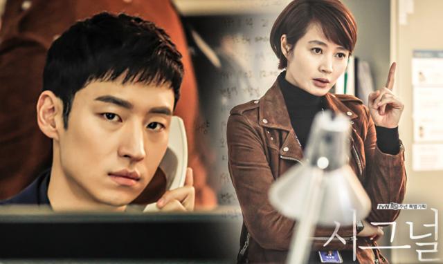 [시그널] 진짜 문제는 김혜수·이제훈 연기력이 아니다