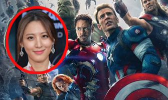 [어벤져스2] 공식 포스터, 韓 배우 수현 어디 있나?
