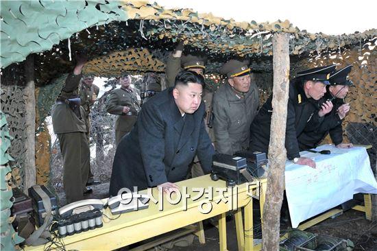 북한은 우리군이