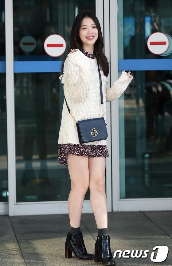 Krystal fX Best Airport Fashion Style 2018