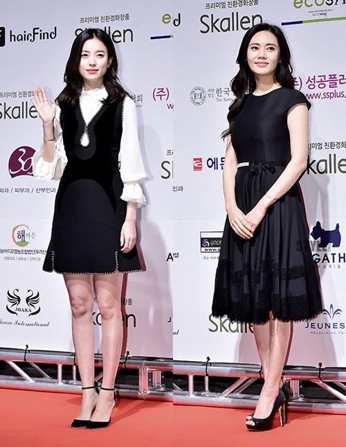 한효주, 추자현 / 스타일뉴스