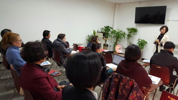 2016년 대중강의시장을 활짝 연 대한민국명강사개발원 28차 워크숍