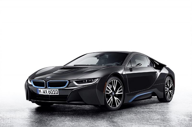 BMW 비전 i 콘셉트