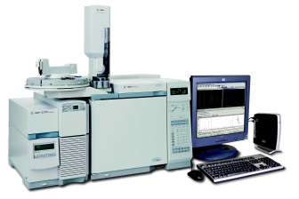 ▲이번 연구에 이용된 기체크로마토그래피 질량분석시스템.[사진제공=한국기초과학지원연구원]