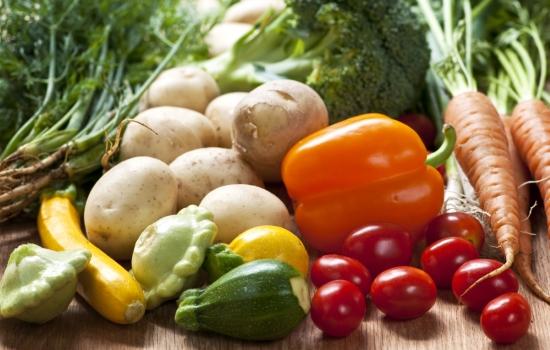 다양한 채소