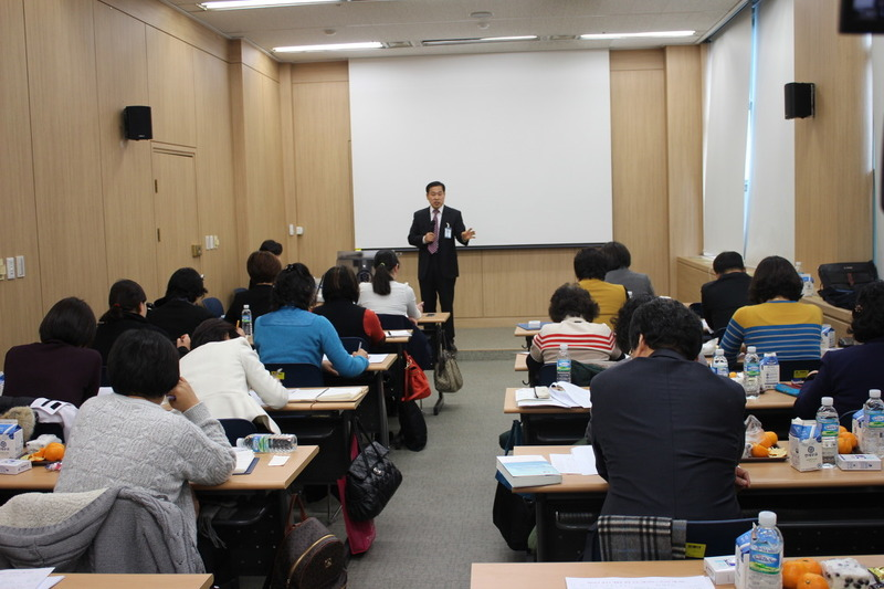 대한민국명강사개발원 34차 워크숍이 토요일 개최된다.