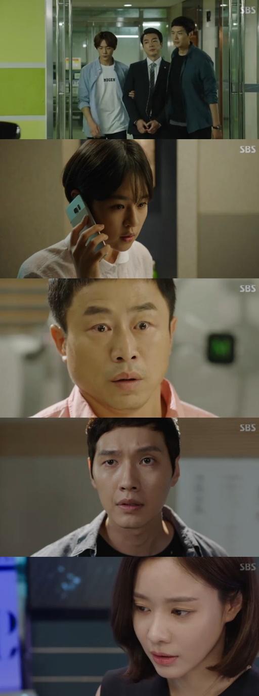 #drama ♥ [전일야화] '원티드' 몰입도 최강, 남은 미션 어떻게 되나요