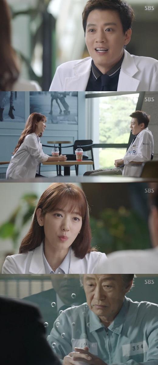 #드라마 ♥ '닥터스' 김래원, 전국환X엄효섭 부자에 복수 시작 '비자금 폭로'
