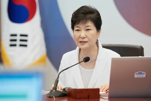 박근혜 대통령 (사진=청와대 제공)