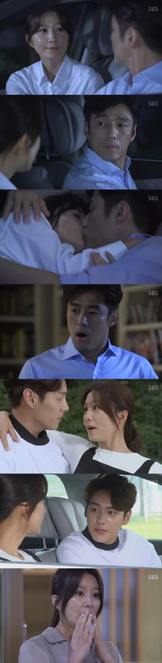 #드라마 ♥ '끝사랑' 김희애, 지진희 아닌 곽시양 선택했다 (종합)