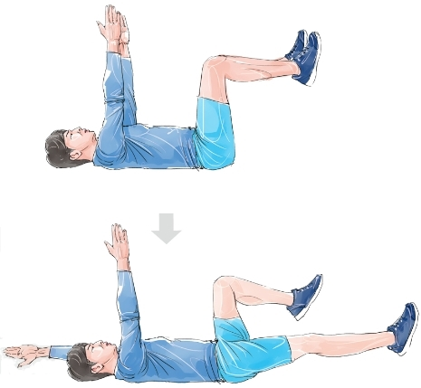 남성호르몬을 증가시키는 운동법
