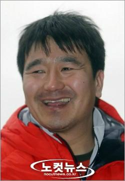 동계스포츠영재센터 허승욱  회장
