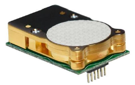 초저전력 소형 이산화탄소 센서 모듈 'COZIR/LP'.