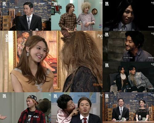 #예능 ♥ <SNL코리아9>의 강렬한 귀환! 첫방부터 '웃음 폭탄' 선사!!