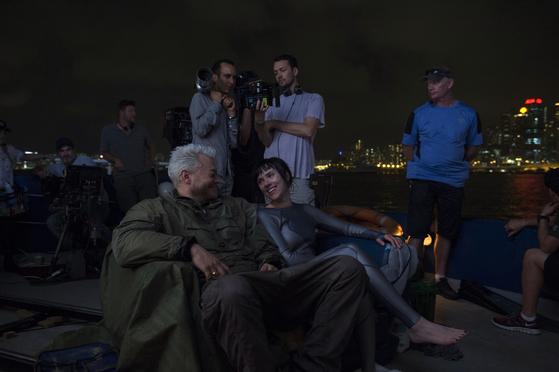 #영화 ♥ [매거진M] '공각기동대'에 미쳐 있었다..루퍼트 샌더스 감독 인터뷰