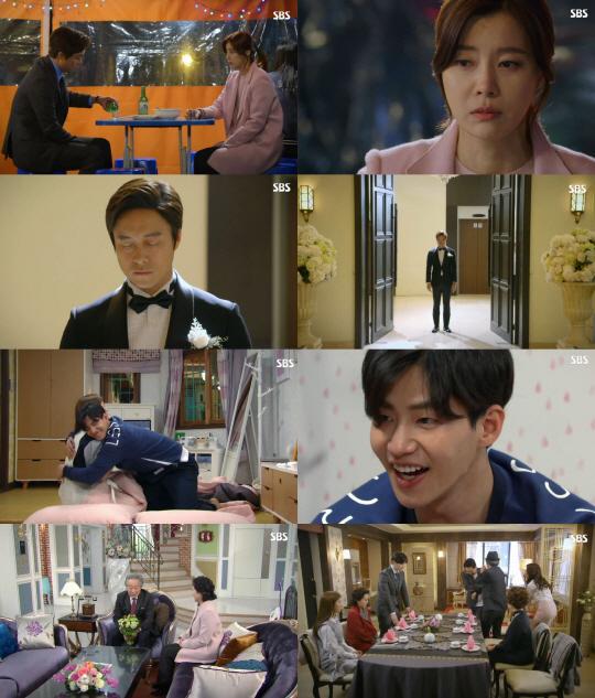 #드라마 ♥ '우리 갑순이' 최대철, 유선에 이별 선언..시청률 20.7% '최고의 1분'