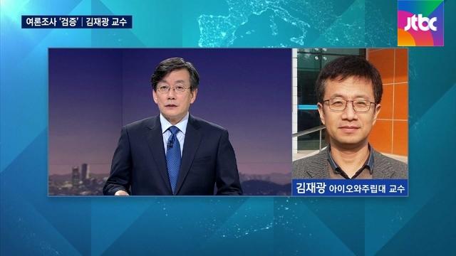 [인터뷰] 여론조사 '샘플링 왜곡' 논란..어떤 문제인가? | Daum 뉴스
