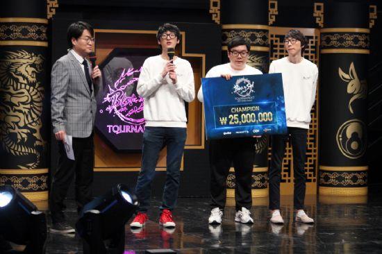 #게임 ♥ 블소 토너먼트 2017 코리아 시즌1, GC부산 블루 우승