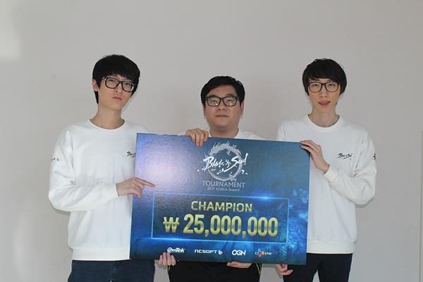 #게임 ♥ [블소 토너먼트] GC부산 블루